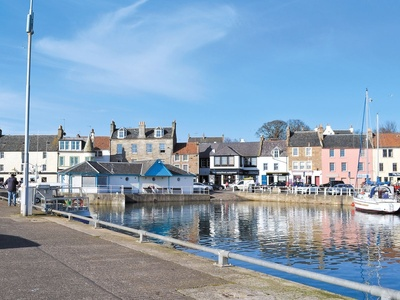 Harbourside Apartment, Fife, Anstruther