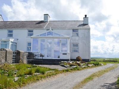 Bodlasan Groes Cottage, Wales, Llanfachraeth