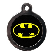 PS Pet Tags - Batcat Tag