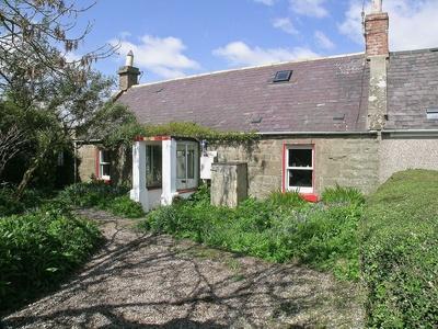 The Cottage, Aberdeenshire, Saint Cyrus