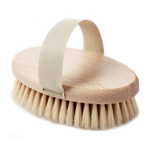 Soft Bristle Palm Dog Brush