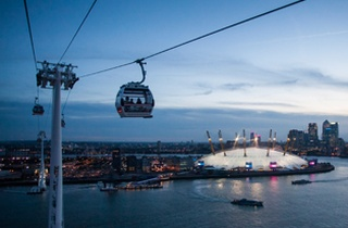 Top Pick - Emirates Air Line