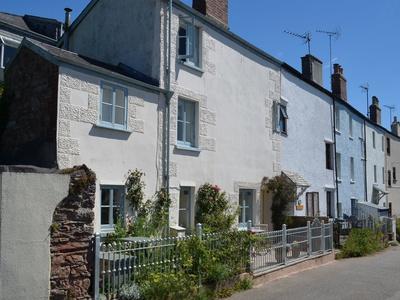 Trebyan, Cornwall, Kingsand