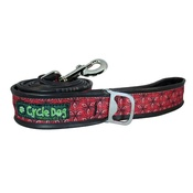 Cycle Dog - Tri-Style Red Dog Lead