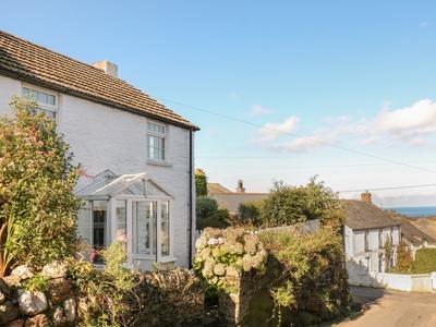 Fuchsia Cottage, Cornwall, Boscastle