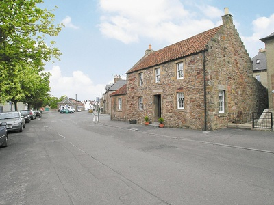 Puffin Cottage, Fife, Crail
