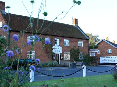 The Westleton Crown, Suffolk