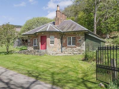 Katy's Cottage, Angus, Kirriemuir