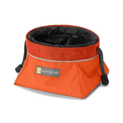 Quencher Cinch Top Bowl - Pumpkin Orange 3