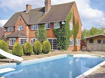 New Inn House, Warwickshire, Evesham