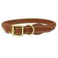 Sitwell Tubular Collar - Brown