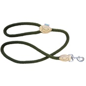 Hem & Boo - Supersoft Rope Trigger Lead - Green