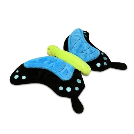 Bella the Butterfly Plush Dog Toy 3