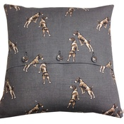 L&S Interiors - Jack Russell Cushion