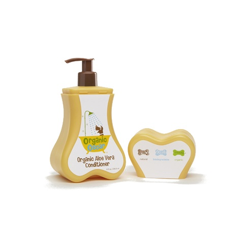 Oatmeal Shampoo & Aloe Vera Conditioner Set 5