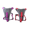 X-Over Dog Harness – Red 3