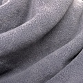 Double Fleece Dog Blanket - Smoke Grey 3