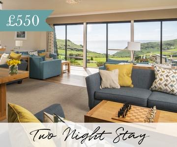 Soar Mill Cove Hotel & Spa, Devon