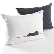 Jin Designs - Sleeping Cat Cushion