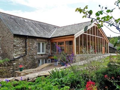 The Cider Barn at Home Farm, Devon, Down Thomas