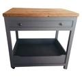 Handmade Wooden Kitchen Unit Dog Bed 2