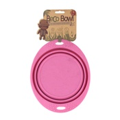 Beco Pets - Travel BecoBowl - Pink