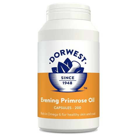 Evening Primrose Oil Capsules for Dogs and Cats 2