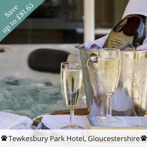 Tewkesbury Park Exclusive Two Night Stay Voucher 2