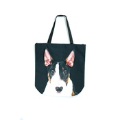 DekumDekum - Brian the English Bull Terrier Dog Bag
