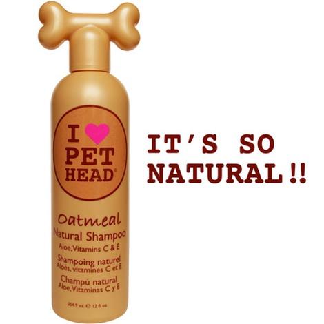 Oatmeal Natural Shampoo