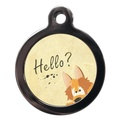 Hello? Pet ID Tag