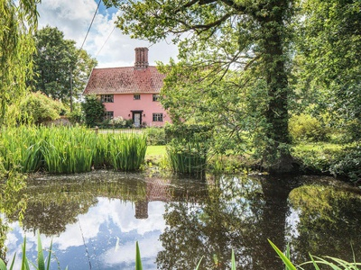 Abbey Farm, Norfolk, Diss