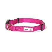 Doodlebone - Bold Dog Collar – Pink