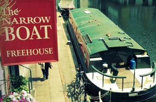 Top Pick - The Narrow Boat