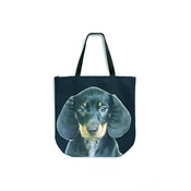 DekumDekum - Cupcake the Dachshund Dog Bag