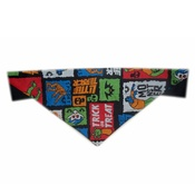 Zukie Style - Little Terror Halloween Dog & Cat Bandana