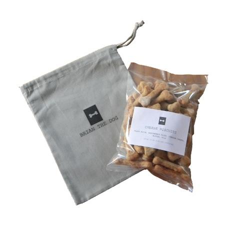 Mint Bone Biscuits (2 x 250g) 2