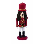 NFP - Springer Spaniel Nutcracker Soldier Ornament