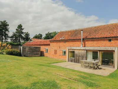 Quaker Barns - Hall Barn, Norfolk