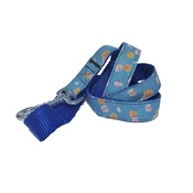 Pet Pooch Boutique - Daisy Denim Dog Lead