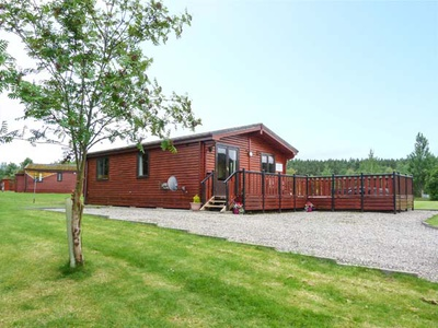 Wildcat Lodge, Highland, Newtonmore