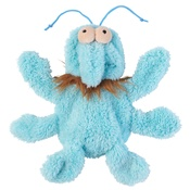 FuzzYard -  Scratchmo the Flea Flat Out Dog Toy