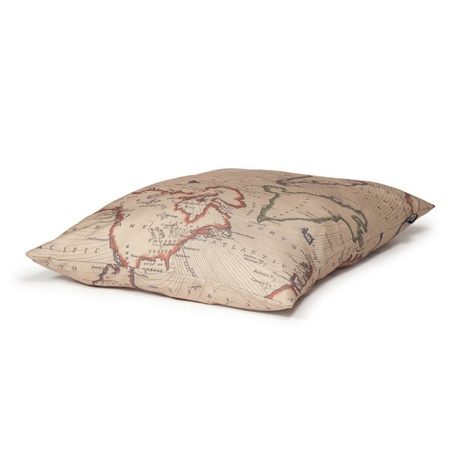 Luxury Deep Duvet – Vintage Maps 2
