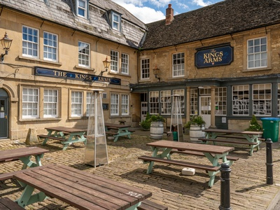 The King's Arms, Wiltshire, Melksham