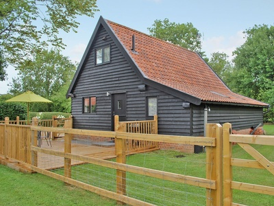 Venns Farm Cart Lodge, Suffolk