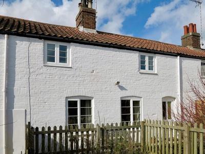 Jenny's Cottage, Norfolk