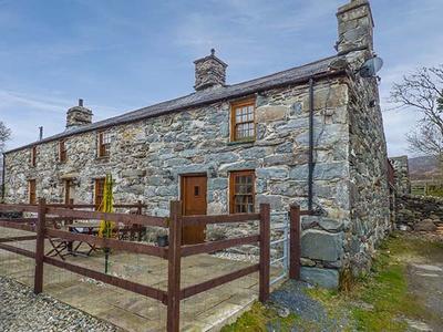 Cwm Yr Afon Cottage, Gwynedd, Llanbedr