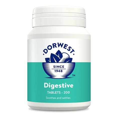 Digestive Supplement Tablets for Dogs and Cats 2