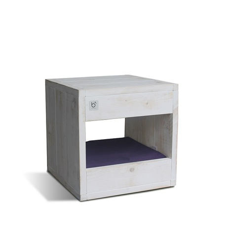 Bloq Beach Pet Bed & Side Table 11