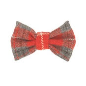 LoveMyDog - Hoxton Tartan Bow Wow Dog Bow Tie